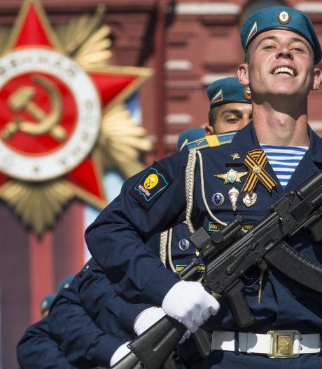 La Russie célèbre en très grande pompe la victoire sur l'Allemagne nazie