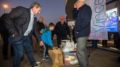 Racing Genk houdt Warmste Maand met inzameling van droge voeding