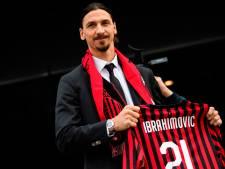 Zlatan un an de plus à l'AC Milan