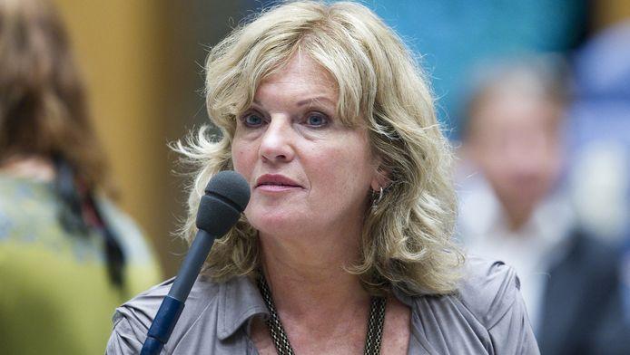 Pia Dijkstra.
