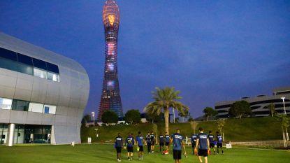 OVERZICHT. Club en Eupen opnieuw in Qatar - Rest vooral in Spanje- Enkel Kortrijk blijft in België