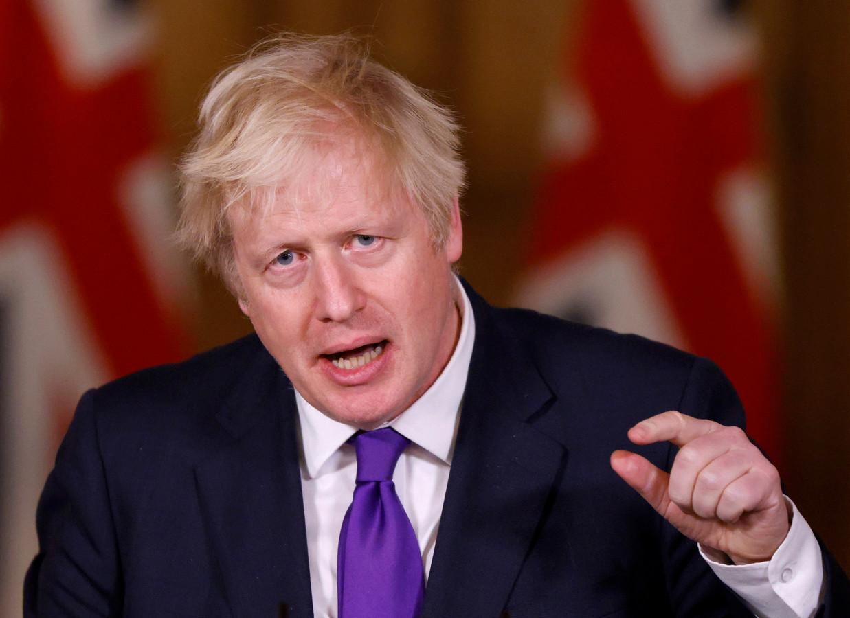 Premier Johnson belt dit weekeinde met de voorzitter van de Europese Commissie, Ursula von der Leyen.