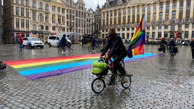 """Pride gaat digitaal door vanop Grote Markt: """"Er is nog veel werk aan de winkel"""""""