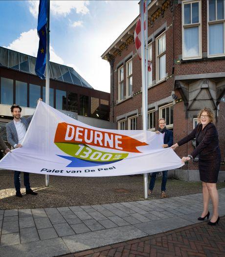 Start viering Deurne 1300 jaar: oude foto's, historische route, wandkleed