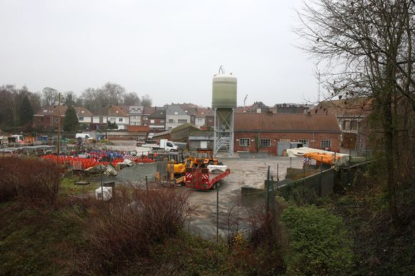 Ook op de site van het stadsmagazijn kan een ondergrondse parking aangelegd worden
