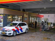 21-jarige man aangehouden voor diefstal met geweld bij tankstation in Presikhaaf