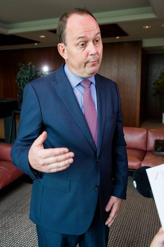 Jef Van In, CEO d'AXA