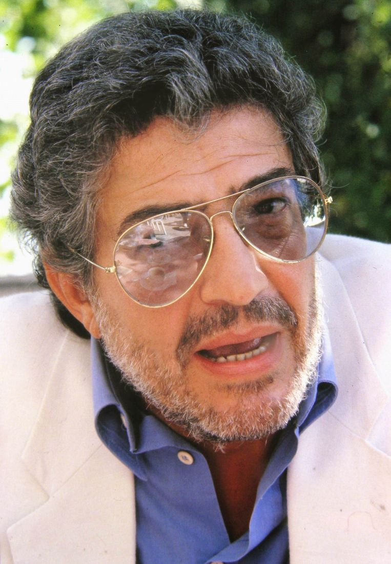 Ettore Scola, hier in Cannes in 1992. Beeld Photo News