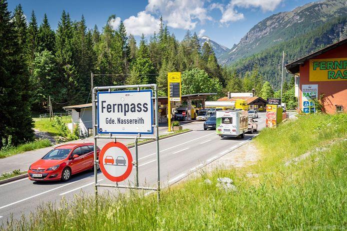 De route leidde onder meer over de Fernpas en de Brennerpas, wat normaal gesproken uitdagend terrein is voor bestuurders van elektrische auto's.