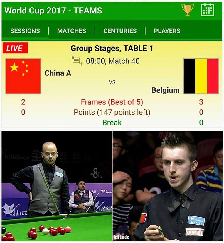 null Beeld Facebook Westbury Snooker