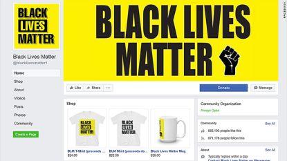 De grootste Black Lives Matter-Facebookpagina is fake - en troggelde nietsvermoedende sympathisanten duizenden dollars af