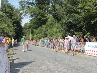 Gemeente ontvangt de Lotto Belgium Tour