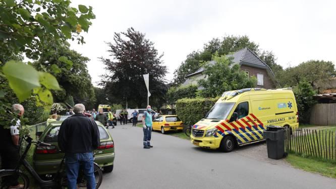 Meisje aangereden door auto bij camping de Meulebarg in Elspeet