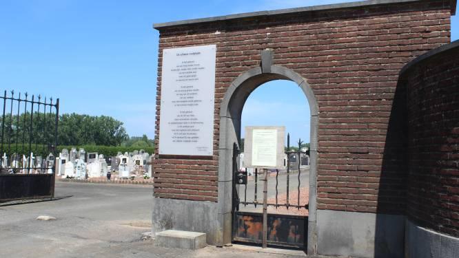 Gemeentebestuur lanceert ideeënoproep voor heraanleg begraafplaatsen