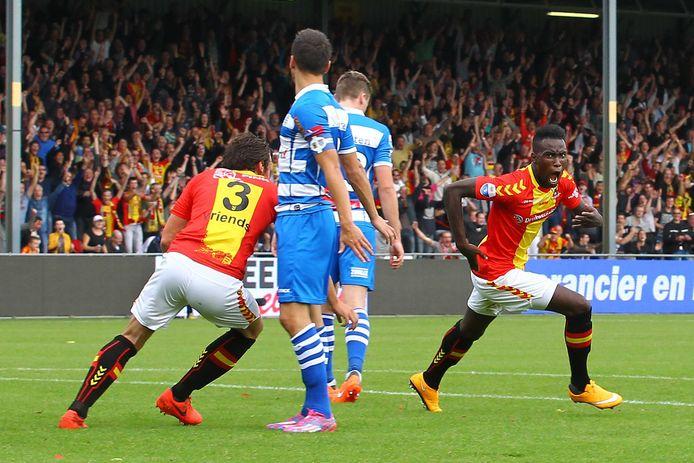 GA Eagles en PEC Zwolle treffen elkaar in september al.