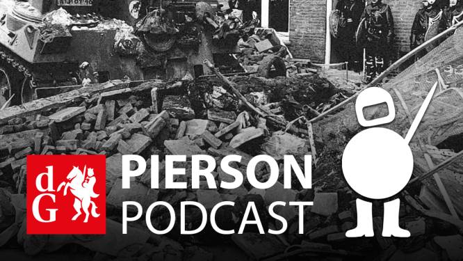 Piersonpodcast Deel III   De val van de Vrijstaat: 'In de verte hoorde ik dat gegrom van die tank. Heel bedreigend'