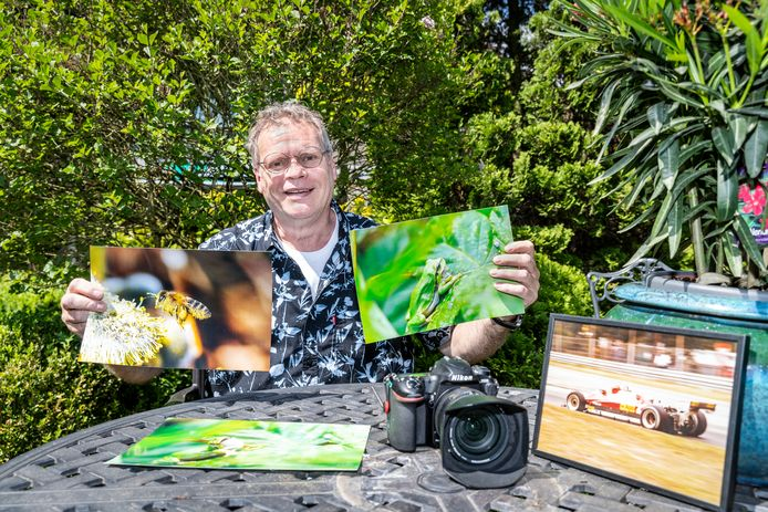 Fotograaf Peter Koggel uit Eindhoven.