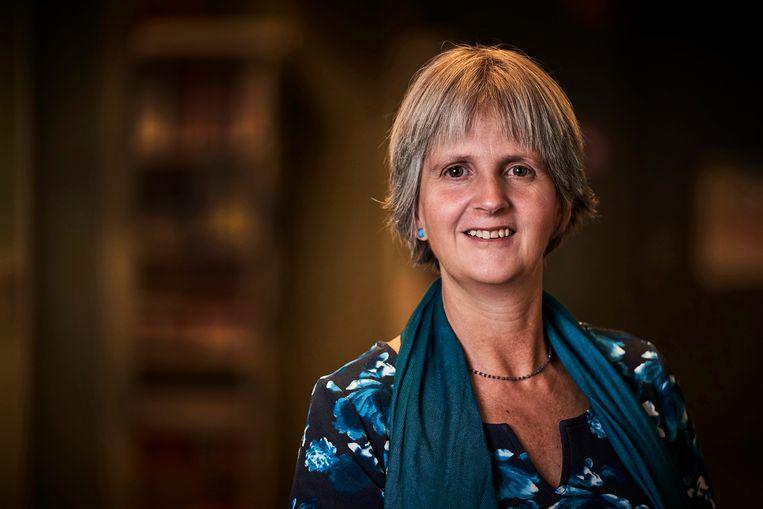 Manon Vanderkaa vertrekt van seniorenorganisatie KBO-PCOB om directeur te worden bij de beroepsvereniging Verpleegkundigen en Verzorgenden.  Beeld René Bouwman