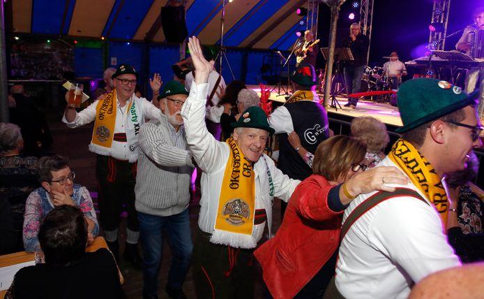 De senioreneditie van het Oktoberfest in 2017.