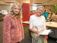 Kinderboekenschrijfster Selma Noort doet vonk overslaan in Goese bieb