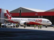 Succès d'un premier vol direct de Qantas entre Londres et Sydney
