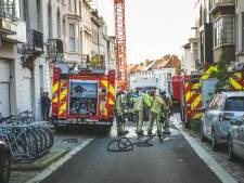 Twee zwaargewonden bij ontploffing in Gent