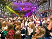 Eerste editie 'Fuiven' in Bergharen trekt ruim 500 jongeren