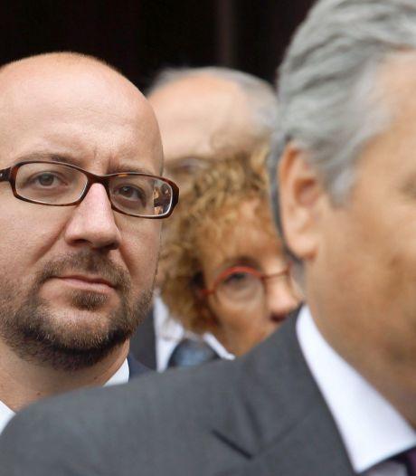 Didier Reynders avec Charles Michel au nom du progrès