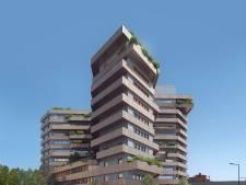 Kantoorgebouw bij Alexandrium wordt duurzaam complex met 160 woningen
