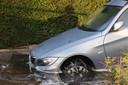 In spetember 2020 belandt een auto in een sinkhole in Boxtel.