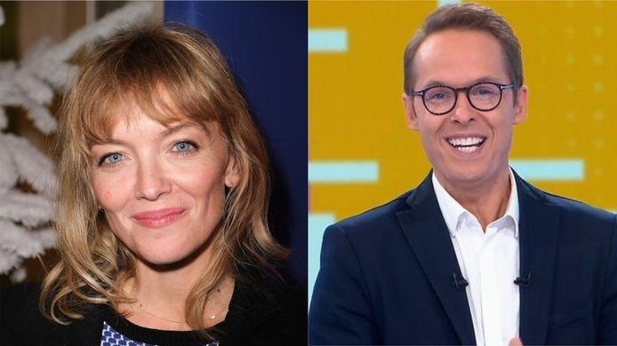 Maya Lauqué et Damien Thévenot