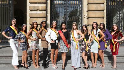 Oeps: organisatie Miss België maakt rekenfoutje