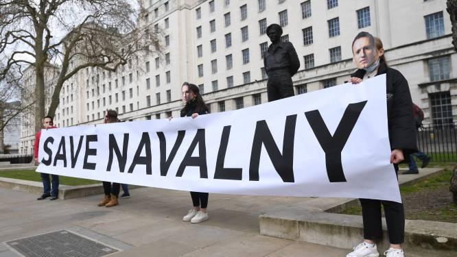 Entourage Navalny roept op tot nieuwe protesten