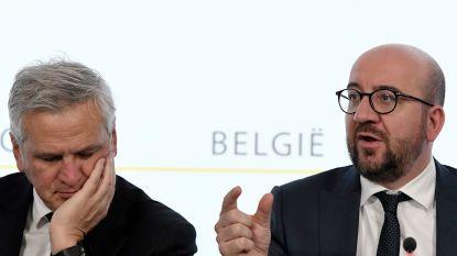 """Peeters keert vervroegd terug uit Davos: """"Mensen ook geen valse hoop geven"""""""