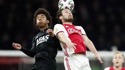 Football Talk. RWDM toont interesse in KVM-aanvaller Zeroual - AZ eiste zonder succes eerste plek van Ajax op