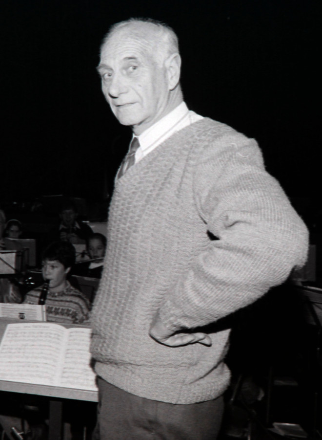 Louis Donkers voorzitter van harmonie in Brouwhuis