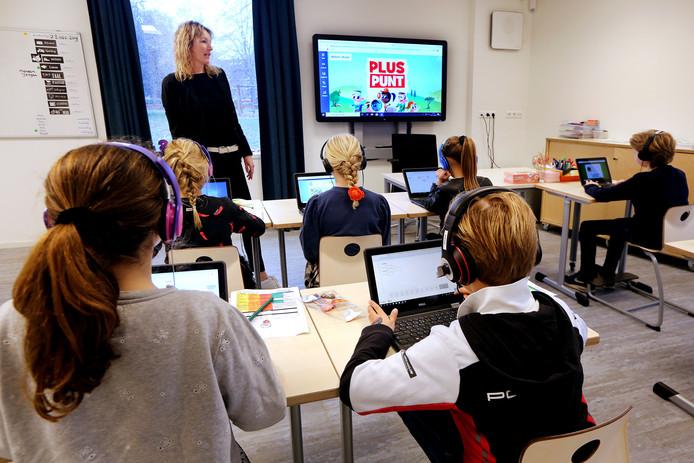 Een Winford-klas in Breda. Foto ter illustratie.