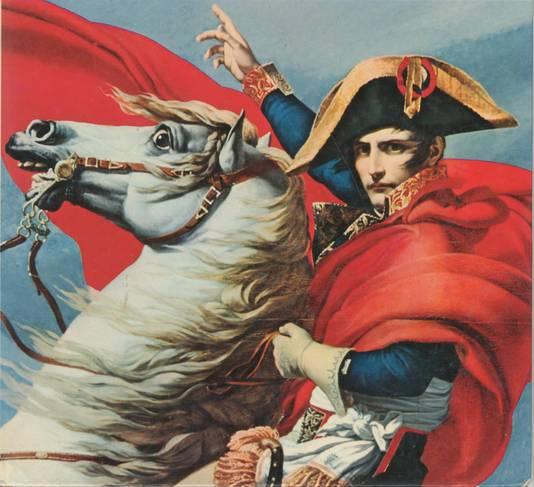 In de tijd van de Franse generaal en dictator Napoleon moesten alle mensen zich laten registreren.