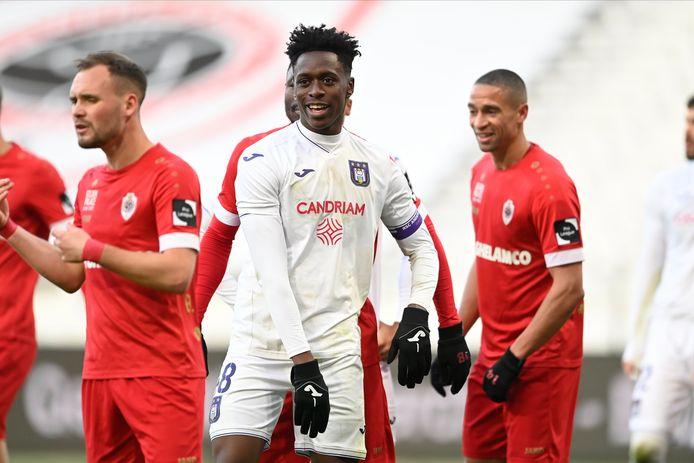 Albert Sambi Lokonga le sait: les playoffs 1, ce n'est pas encore fait pour le Sporting.