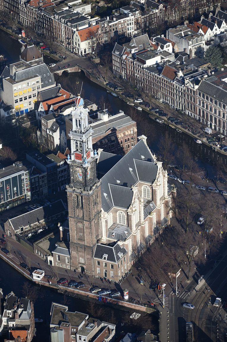 Westerkerk Beeld anp