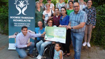 Boomse moslims steunen Welzijnsschakel