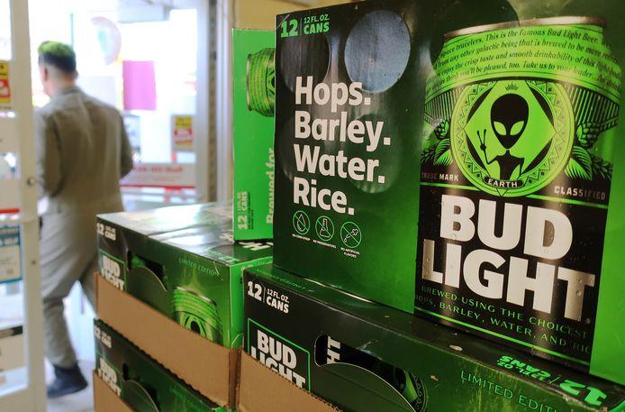 Het Amerikaanse biermerk Budweiser is een van de sponsors van de evenementen.