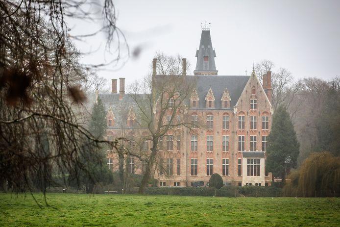 Het kasteel van Loppem.