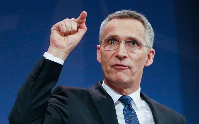De permanente missie van Rusland bij de NAVO mag nog maximaal uit twintig mensen bestaan. NAVO-topman Jens Stoltenberg heeft dat vandaag gezegd.