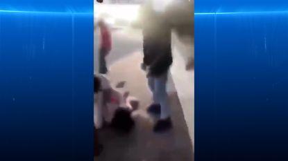 Beelden opgedoken van steekpartij Mol: meisje (16) krijgt messteek in buik