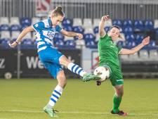 PEC Zwolle Vrouwen lijdt nipte nederlaag tegen Heerenveen