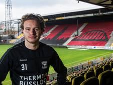 Thijs Dekker krijgt zijn eigen plek aan de muur bij GA Eagles
