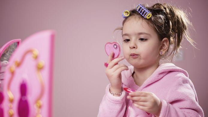 De dominantie van roze voor meisjes sterker dan ooit?
