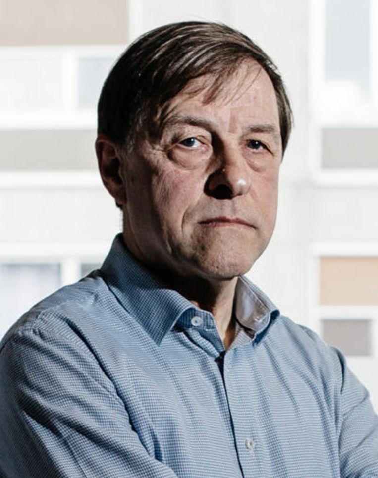 Jurist Raf Jespers. Beeld Wouter Van Vooren