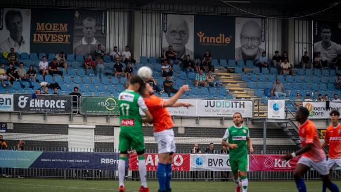 24 Helden van RBC pronken in Stadion de Luiten: 'Fijn dat supporters je een plek in de clubgeschiedenis gunnen'